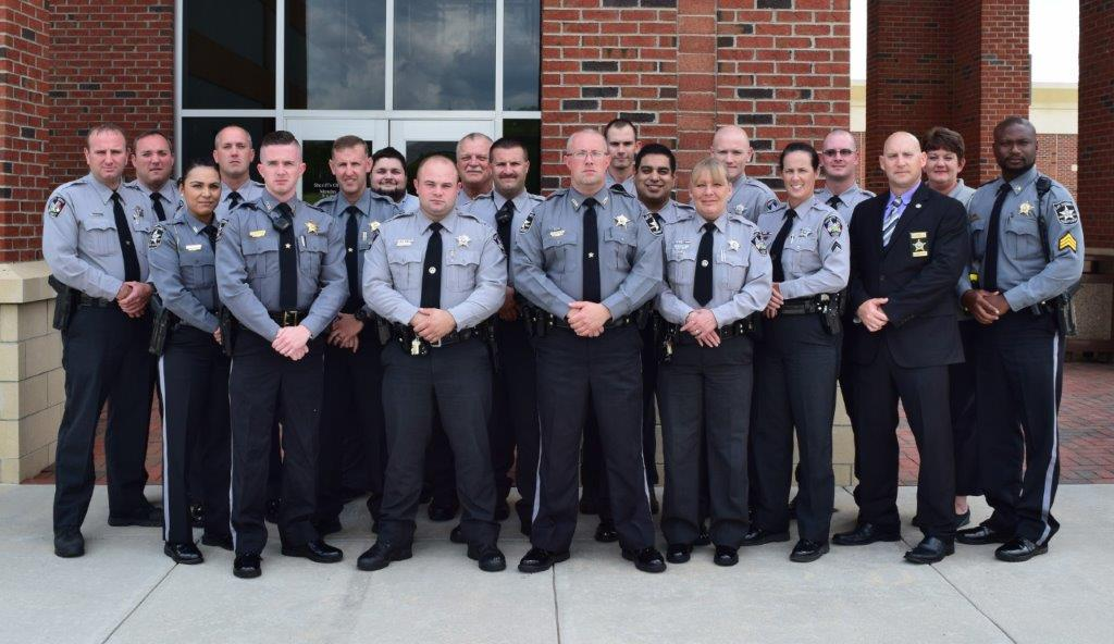 Harnett County CIT graduates - June 2017