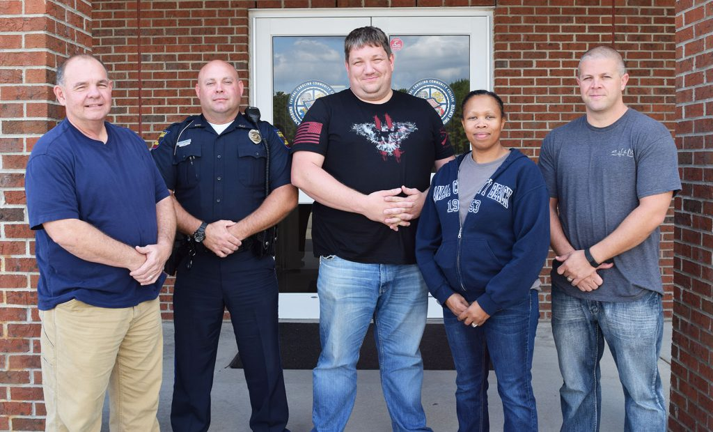 Lee County CIT Refresher Course graduates