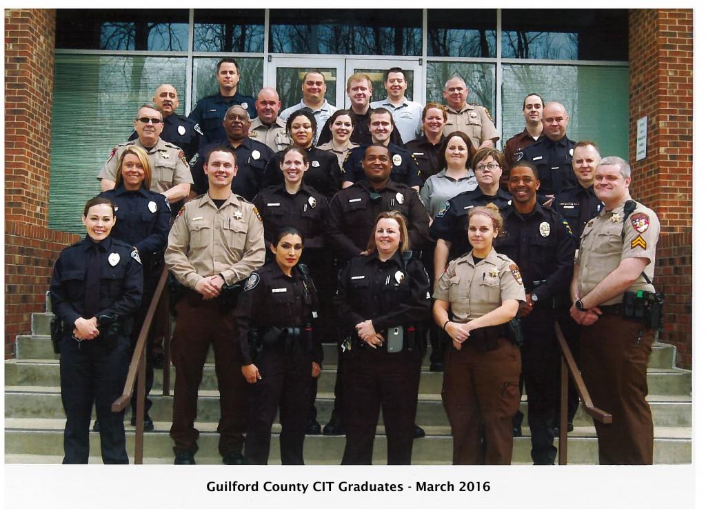 Guilford-County-CIT-Graduates