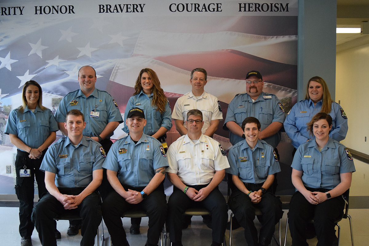 Guilford CIT for EMS -- March 2019
