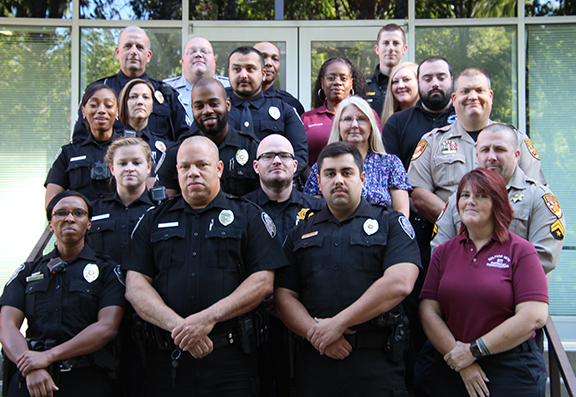 Guilford County CIT graduates - October 2019