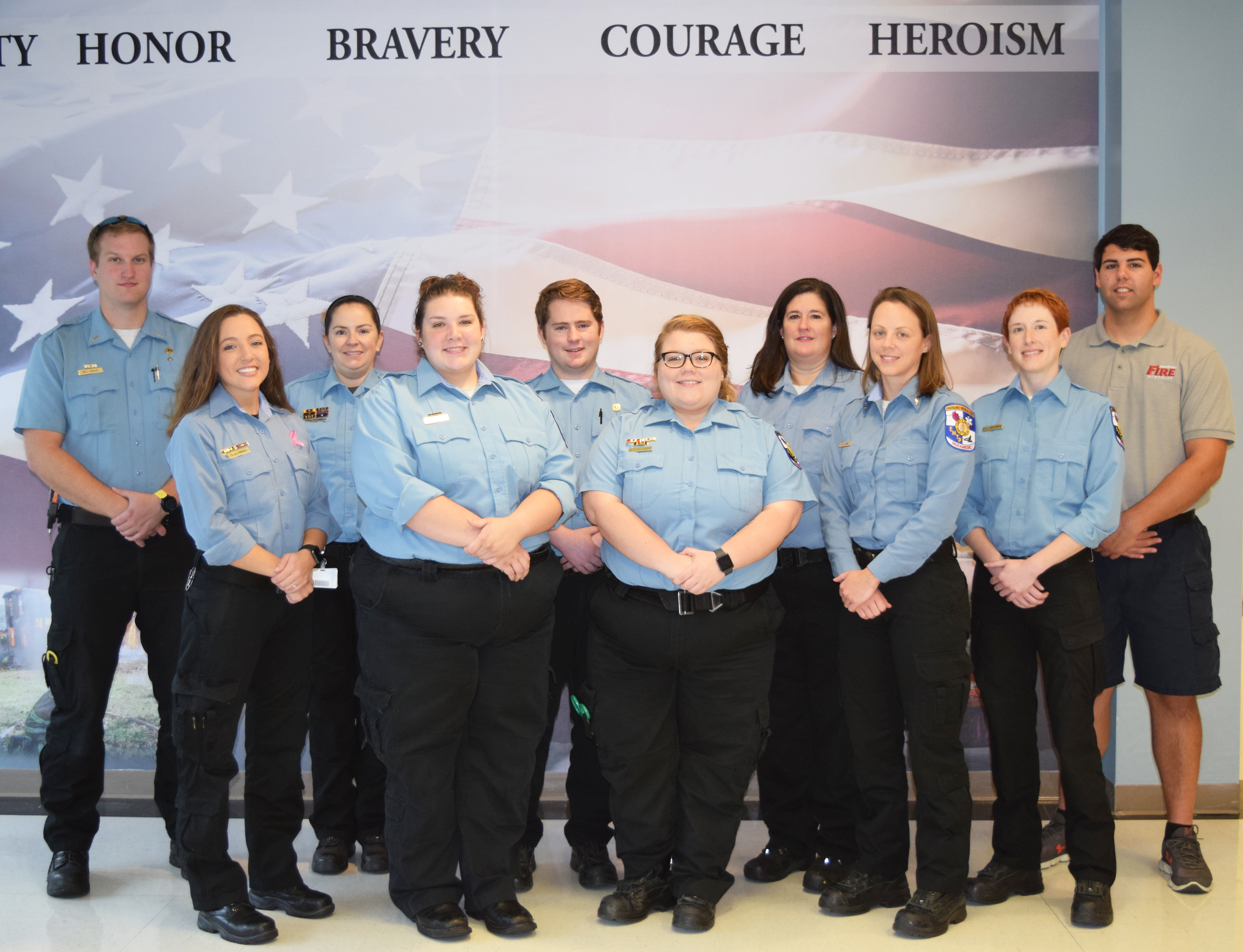 Guilford County CIT for EMS graduates
