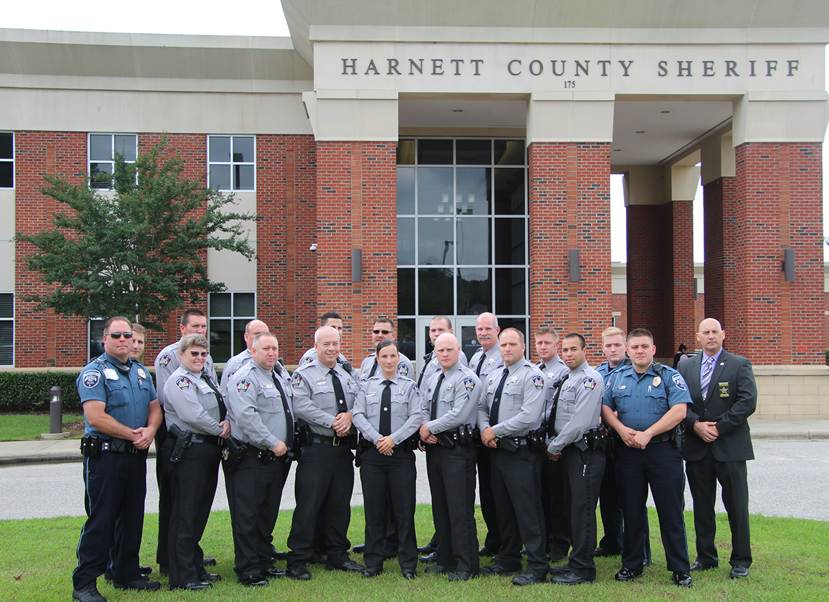 Harnett County CIT graduates - June 2019